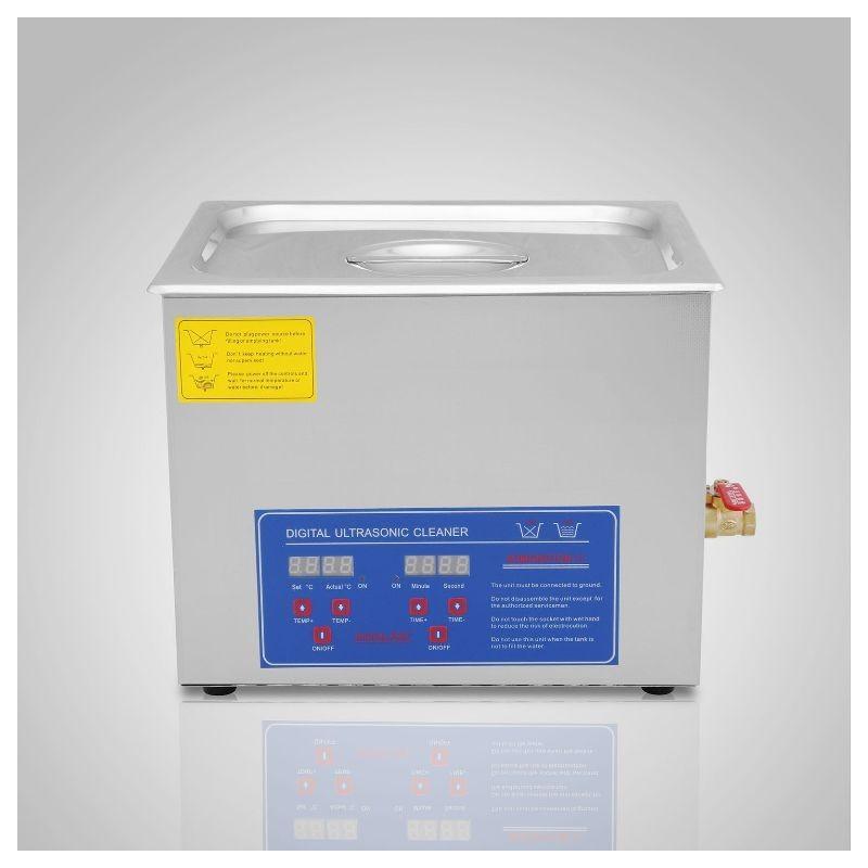 Topnotch Myjka Ultradźwiękowa 30L 800W - Tech-CNC AE25