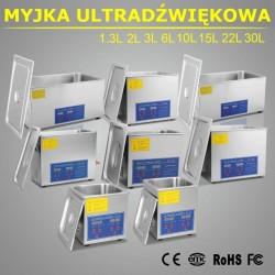 Myjka Ultradźwiękowa 10L 250W
